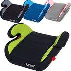 Auto Kinder Sitzeröhung Kindersitz (Für Kinder von 15 bis 36 Kg) Gruppe 2/3 (GRAU / ROSA / PINK)