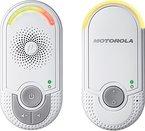 Motorola MBP 8 - Digitales Audio Babyphone mit DECT-Technologie und bis zu 50 Meter Reichweite, weiß