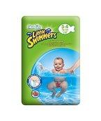 Huggies Little Swimmers Schwimmhöschen, Größe 3-4 (7-15kg), 12Stück