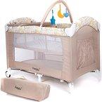 Froggy® Kinderreisebett CPL02 Beige