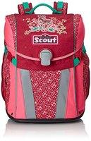 Scout 735107 Sunny Set Kinder-Rucksack, Rot