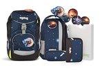 Ergobag Special Edition Galaxy Schulrucksack-Set Pack 6-tlg KoBärnikus 9B8 blaue galaxie
