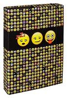 Undercover EMTU0940 - Heftbox Emoji, A4, 32 x 24 x 4 cm