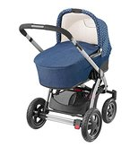 Maxi-Cosi 68309070 Kinderwagenaufsatz für Mura Plus und Elea, denim hearts