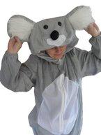 J42 Größe M-L Koala Kostüm Koalabär Bär Bären Koalabären Tier Kostüme Fasching Karneval