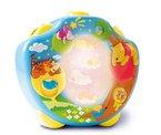 """Tomy Nachtlicht Kinderzimmer """"Winnie Puuh Traumshow"""" mehrfarbig - Einschlafhilfe für Babys mit Musik - vereint Babyspieluhr und Schlummerlicht - ab 0 Monate"""