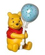 """Tomy Nachtlicht Sternenhimmel """"Winnie Puuh Ballon-Nachtlicht"""" mehrfarbig - Einschlafhilfe für Babys mit Musik - vereint Babyspieluhr und Schlummerlicht - ab 0 Monate"""