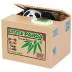 Lustige Elektronische Panda Spardose | Sparbüchse | Kinderspardose | Sparbox | Sparschwein | Gelddose