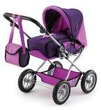 Bayer Design 1501200 - Kombi Puppenwagen Grande, lila