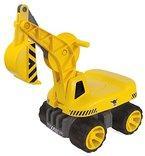 BIG 800055811 - Power-Worker Maxi-Digger, gelb