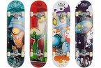 HUDORA Skateboard Instinct ABEC 1, 12161