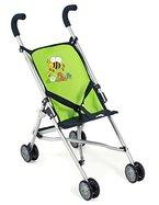 Bayer Chic 2000 601 16 - Mini-Buggy Roma, Puppenwagen, Bumblebee, grün