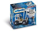 Eitech 00068 - Metallbaukasten Starter-Set - Bagger / Lastkraftwagen