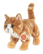 Teddy Hermann 90682 Katze rot getigert 20 cm