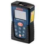 Bosch Laserentfernungsmesser DLE 40 mit Batterien und Schutztasche
