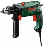 Bosch DIY Schlagbohrmaschine PSB 530 RE, Tiefenanschlag, Zusatzhandgriff, Koffer (530 Watt, max. Bohr-Ø: Holz: 25 mm, Beton: 10 mm, Stahl: 8 mm)