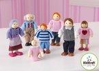 KidKraft 65202 - Puppenfamilie