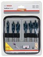 """Bosch Pro 6tlg. Flachfräsbohrer-Set Self Cut Speed mit 1/4""""-Sechskantschaft"""