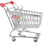 Small Foot 8001 - Einkaufswagen für Puppen