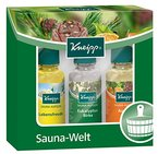 Kneipp Geschenkpackung Sauna-Welt Probierset, 2er Pack (2 x 3 x 20 ml)