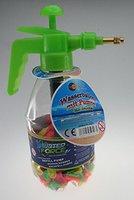 FUN TRADING 4252 - Wasserbombomben-Pumpe 300 Wasser-Bomb, Lernspielzeug
