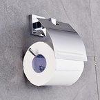 Badaccessoires von BONADE - WC Papierhalter Rollenhalter Edelstahl Toilettenpapierhalter Klopapierhalter inkl. Montageset