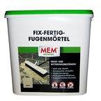 MEM Fix-Fertig Fugenmörtel sand 12,5 kg - Keine Ameisen, keine Pfützen, kein Unkraut