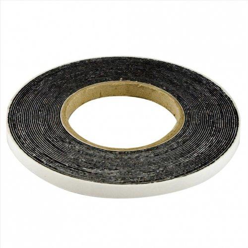 4,3 m Komprimierband 40//8 anthrazit expandiert von 8 auf 40 mm Fugendichtband Bandbreite 40mm Kompriband Quellband Komprimiert