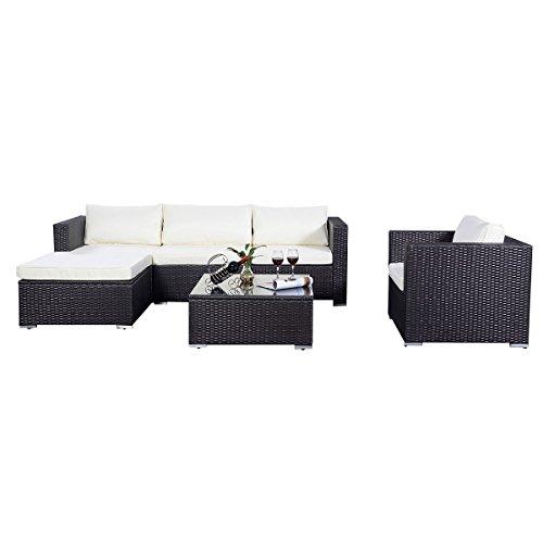 polyrattan m bel vergleich 2018. Black Bedroom Furniture Sets. Home Design Ideas