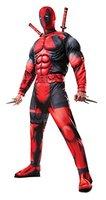 Deadpool Kostüm für Erwachsene - Deluxe M / L