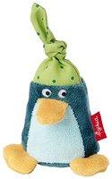 sigikid, Jungen, Greifling und Rassel Pinguin, Blau/Grün, 41182