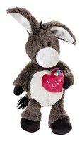 Nici 38570 - LOVE Esel 20 cm Schlenker, Plüschtiere