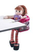 Bayer Chic 2000 735 87 - Puppen-Tischsitz, hot pink pearls