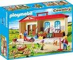 PLAYMOBIL 4897 - Mitnehm-Bauernhof
