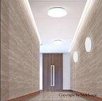 Style home® LED Deckenlampe Wandlampe Deckenleuchte Küchenlampe Diele Küche Badezimmer X002-Warmweiß (12W)