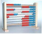 Zählrahmen 100 Abacus Rechenrahmen 29x23 cm Ebert 615149
