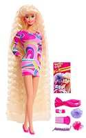 Mattel Barbie DWF49 - Totally Hair 25th Anniversary Puppe