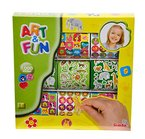 Simba 106304563 - Art & Fun 1.000 Sticker, 2-sort.