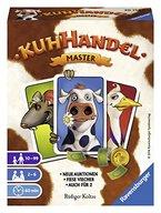 Ravensburger Spiele 20752 - Kuhhandel Master Kartenspiel