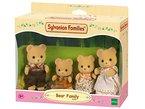 Sylvanian Families 3150 - Bären - Familie Pelzig