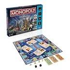 Hasbro Spiele B2348100 - Monopoly World, Familienspiel