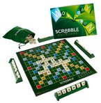 Scrabble Original Board Game (Englisch Sprachversion)
