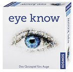 Kosmos 692223 - Eye Know - Play it smart, Familienspiel