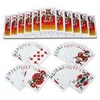 S/O 24er Pack Skatkarten Skat Karten Französisches Blatt 32 Blatt Spielkarten Karten Spiel