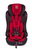 BabyGO Safe+ Isofix Kinderautositz Side Protection Gruppe I/II/III (9-36kg) rot