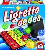 Schmidt Spiele--88167-Ligretto-Würfel