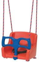 Kettler Sicherheitssitz Schaukel - Farbe: Rot und blau - stabiler Kleinkinder Sicherheitssitz - Schaukelsitz für Ihr Kind - Artikelnummer: 8355-100
