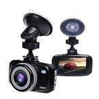 "Toguard Full HD 1080P H.264 2.7"" LCD Auto Kamera DashCam Armaturenbrett Kamera, G-Sensor, LDWS (Warnung bei Fahrstreifenwechsel), FCWS (Abstandwarnung), Parkmonitor, Bewegungserkennung und Nachtsicht"