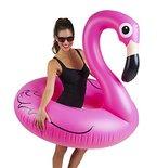 BigMouth Inc Riesen Rosa Flamingo Pool Schwimmen