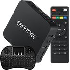 EASYTONE Android TV BOX Quad Core Geschwindigkeit 1GB / 8GB WIFI 2.4GHz Smart TV Box